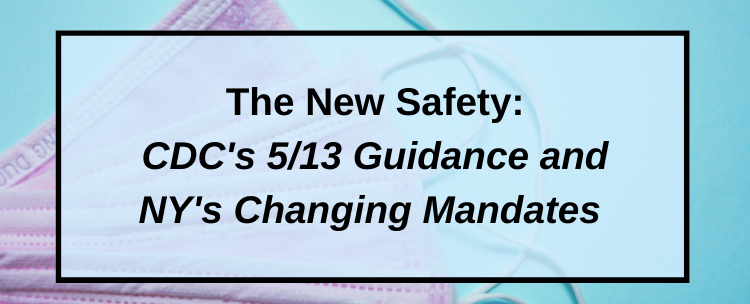 Register for ESLN's new program with Stephanie Cole Adams about the changing mask mandates and what that means for libraries. This Friday, May 21 at 1:00 pm.
