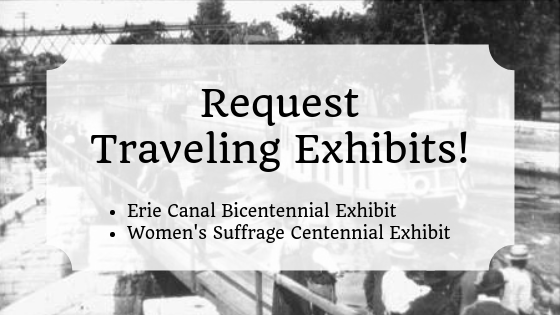 Request our traveling exhibits for your library!