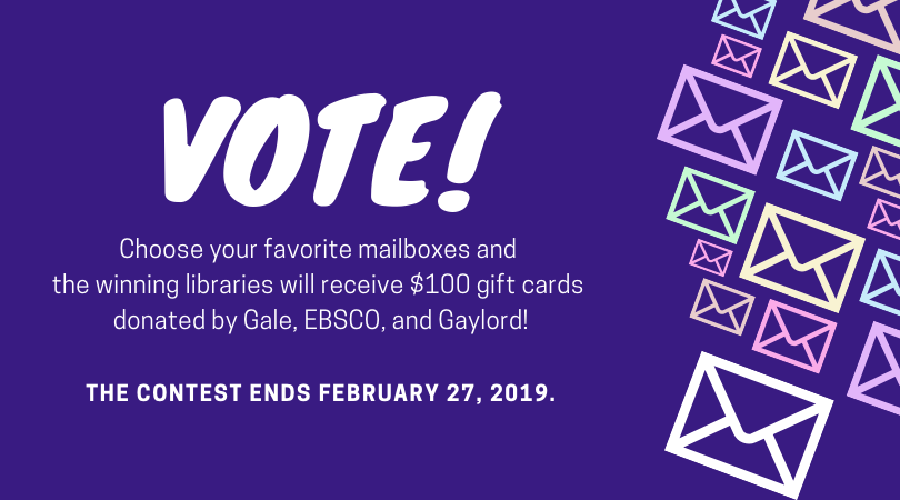 Vote on your favorite mailboxes!