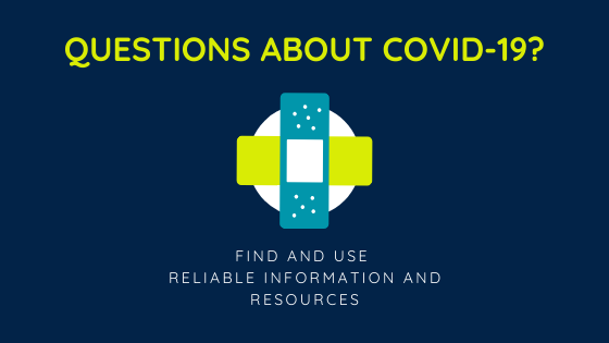 Find reliable information about COVID-19 from HLSP.