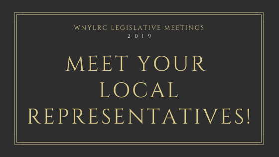 Meet with your local legislators!