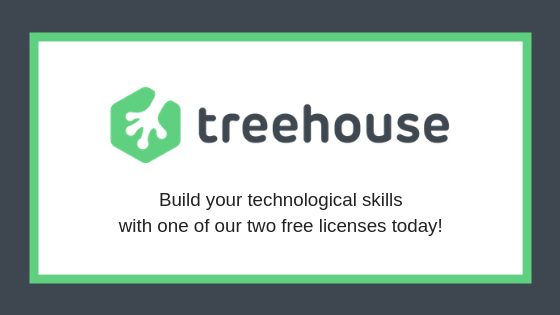 Sign up for Treehouse!